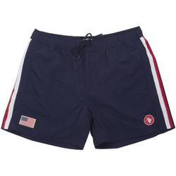 Textil Muži Plavky / Kraťasy U.S Polo Assn. 58450 52458 Modrý