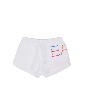 Textil Muži Plavky / Kraťasy Ea7 Emporio Armani 902024 0P739 Bílý