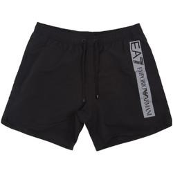 Textil Muži Plavky / Kraťasy Ea7 Emporio Armani 902000 0P732 Černá