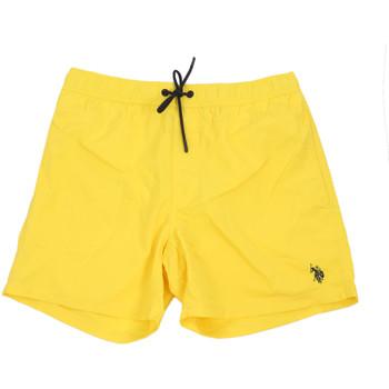 Textil Muži Plavky / Kraťasy U.S Polo Assn. 56488 52458 Žlutá