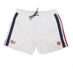 Textil Muži Plavky / Kraťasy U.S Polo Assn. 58450 52458 Bílý