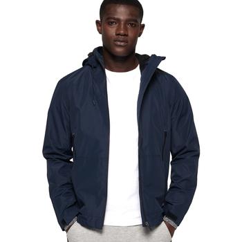 Textil Muži Větrovky Superdry M50001SQ Modrý