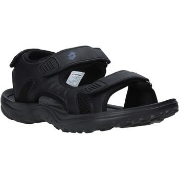 Boty Muži Sportovní sandály Lotto L52291 Černá