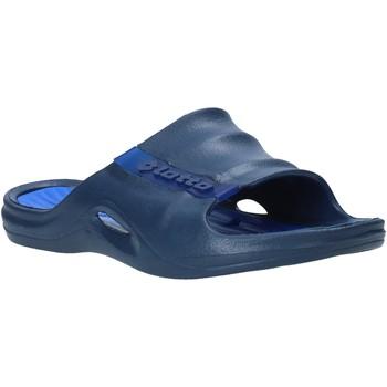 Boty Muži pantofle Lotto L49342 Modrý