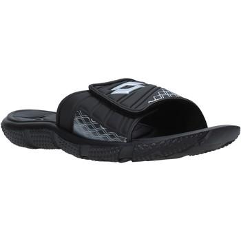 Boty Muži pantofle Lotto 211100 Černá