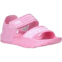 Boty Dívčí Sandály Lotto L52298 Růžový