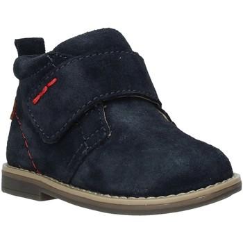 Boty Děti Kotníkové boty Grunland PP0421 Modrý
