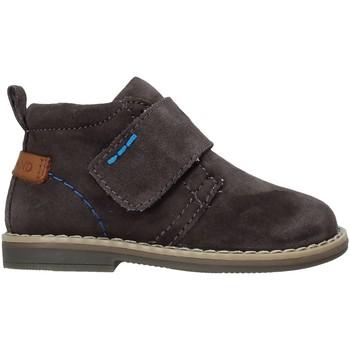 Boty Děti Kotníkové boty Grunland PP0421 Hnědý