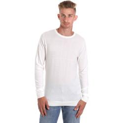 Textil Muži Trička s dlouhými rukávy Sseinse ME1504SS Bílý