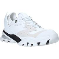 Boty Muži Nízké tenisky Calvin Klein Jeans B4S0665 Bílý