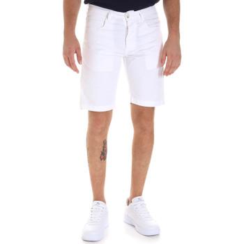 Textil Muži Kraťasy / Bermudy Sseinse PB607SS Bílý