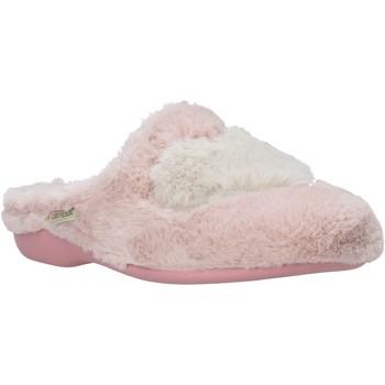 Boty Ženy Papuče Grunland CI2089 Růžový