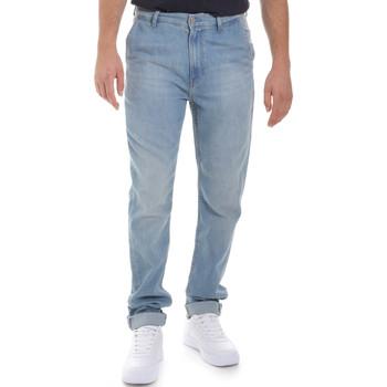 Textil Muži Rifle Calvin Klein Jeans J30J314598 Modrý