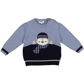 Textil Děti Svetry Melby 20B0100 Modrý