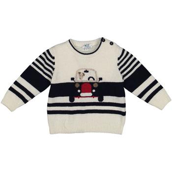 Textil Děti Svetry Melby 20B0140 Béžový