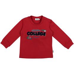 Textil Děti Trička s dlouhými rukávy Melby 20C0280 Červené
