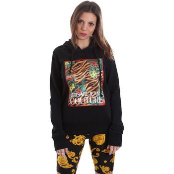 Textil Ženy Mikiny Versace B6HVB70K30328899 Černá