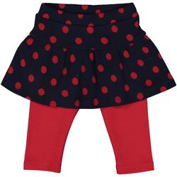 Textil Dívčí Sukně Melby 20F0001 Červené