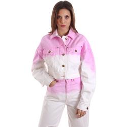Textil Ženy Mikiny Versace C0HVB96MHRC5C445 Bílý