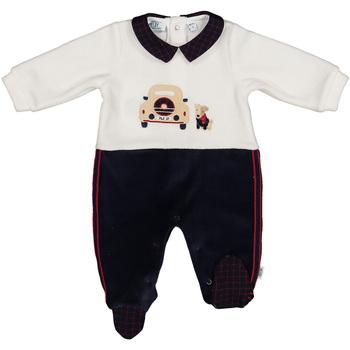 Textil Dívčí Overaly / Kalhoty s laclem Melby 20N0010 Černá