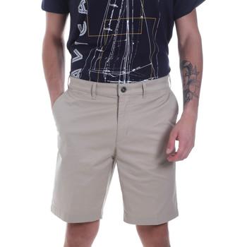 Textil Muži Kraťasy / Bermudy Navigare NV56031 Béžový