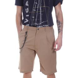 Textil Muži Kraťasy / Bermudy Antony Morato MMSH00157 FA900118 Béžový