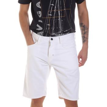 Textil Muži Kraťasy / Bermudy Antony Morato MMSH00152 FA900123 Bílý