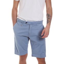 Textil Muži Kraťasy / Bermudy Antony Morato MMSH00141 FA800129 Modrý