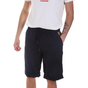 Textil Muži Kraťasy / Bermudy Antony Morato MMSH00144 FA900118 Modrý