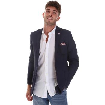 Textil Muži Saka / Blejzry Sseinse GAE606SS Modrý