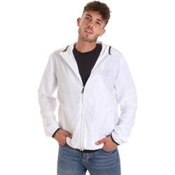Textil Muži Větrovky Ea7 Emporio Armani 8NPB04 PNN7Z Bílý