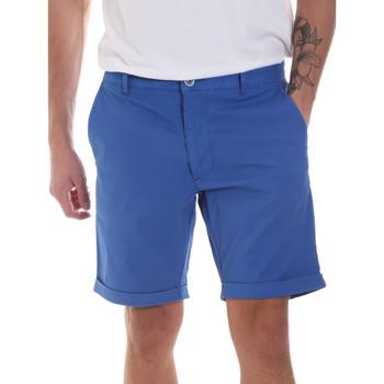 Textil Muži Kraťasy / Bermudy Gaudi 811FU25023 Modrý