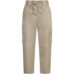 Textil Ženy Cargo trousers  Pepe jeans PL211389 Hnědý