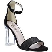 Boty Ženy Sandály Grace Shoes 018TR003 Černá