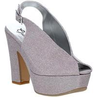 Boty Ženy Sandály Grace Shoes FLOR Růžový
