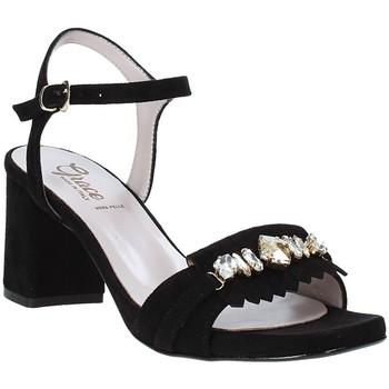 Boty Ženy Sandály Grace Shoes 116V005 Černá