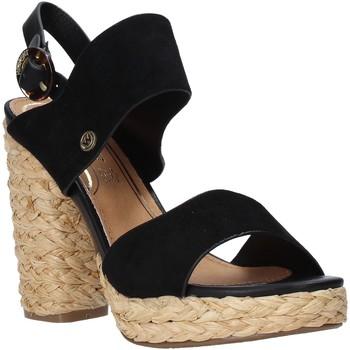 Boty Ženy Sandály Wrangler WL01500A Černá