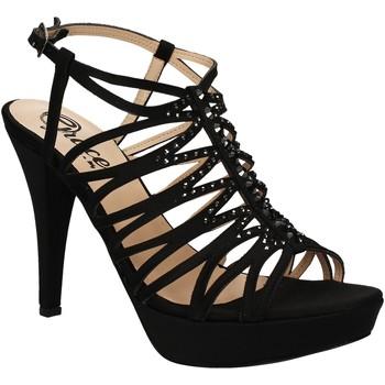 Boty Ženy Sandály Grace Shoes 3023 Černá