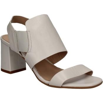 Boty Ženy Sandály Mally 5228 Bílý