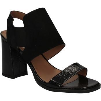Boty Ženy Sandály Mally 5228 Černá