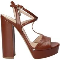 Boty Ženy Sandály Liu Jo S17023P0062 Hnědý