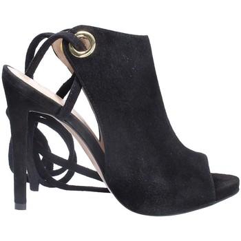 Boty Ženy Sandály Liu Jo S17025P0021 Černá