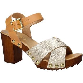Boty Ženy Sandály Keys 5864 Žlutá