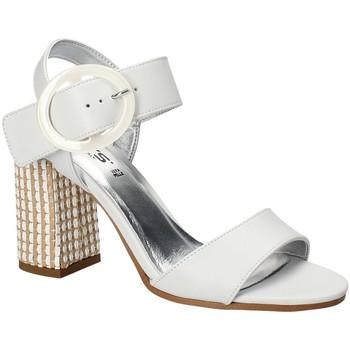 Boty Ženy Sandály Keys 5726 Bílý