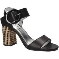Boty Ženy Sandály Keys 5726 Černá