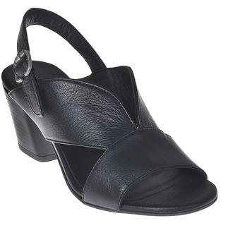 Boty Ženy Sandály Bueno Shoes N2603 Černá