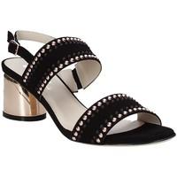 Boty Ženy Sandály Melluso S553M Černá
