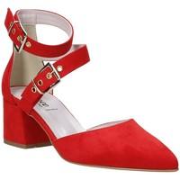 Boty Ženy Lodičky Grace Shoes 774004 Červené