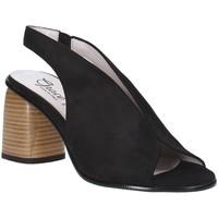 Boty Ženy Sandály Grace Shoes 492S001 Černá