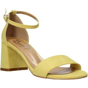 Boty Ženy Sandály Grace Shoes 380008 Žlutá